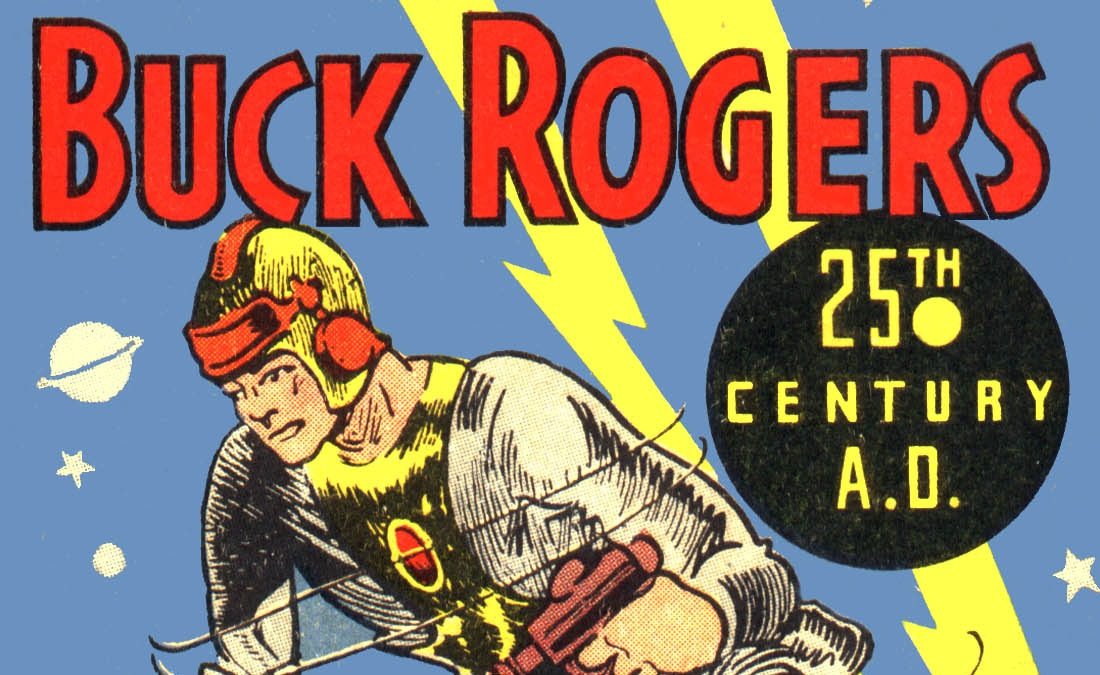 Buck Rogers Future of Youth Ministry