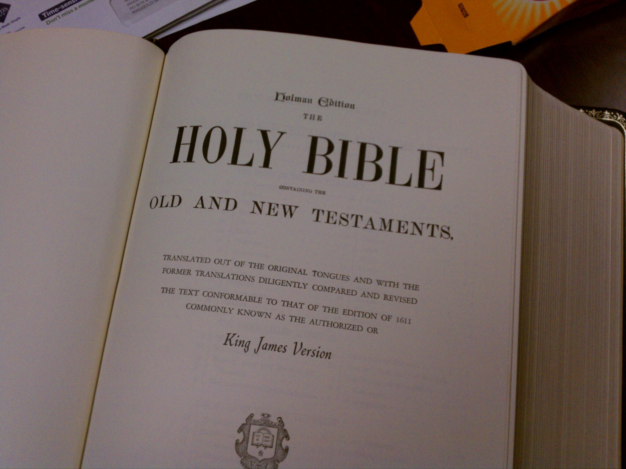 King James Bible | Youthworker Circuit