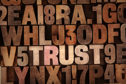 Trust in Youth Ministry