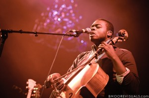 Kevin Olusola Cello Beatbox