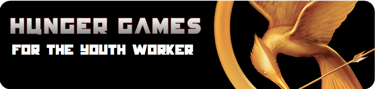 Hunger Games resource for youth ministry