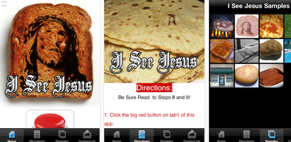 Top 5 Really Bad Jesus Apps