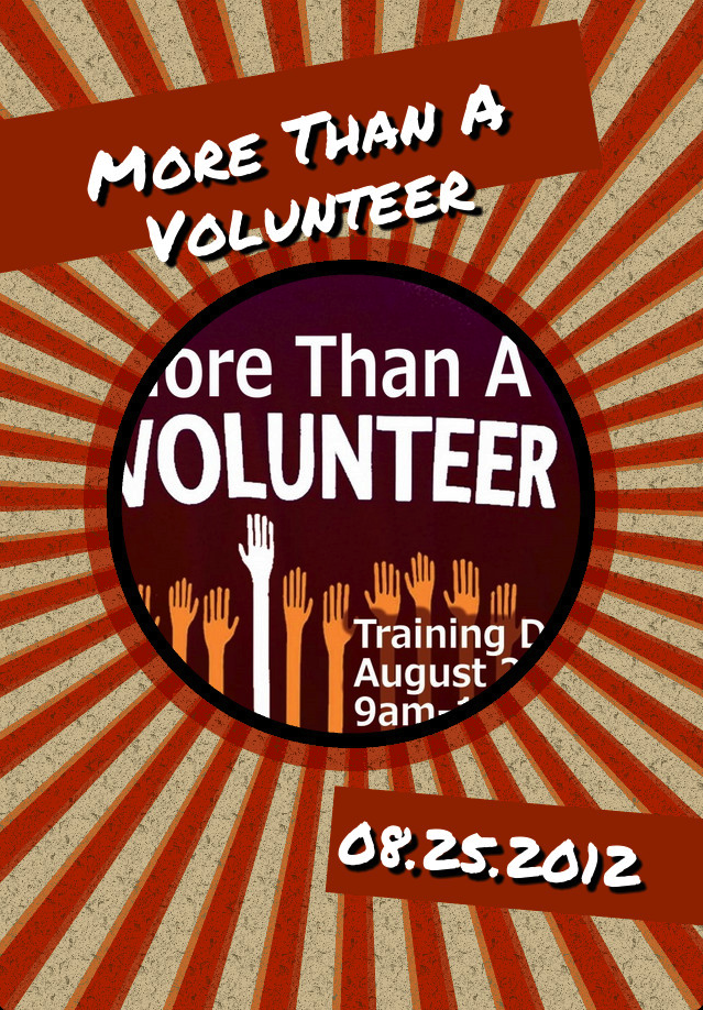 More Than a Volunteer Mobile App