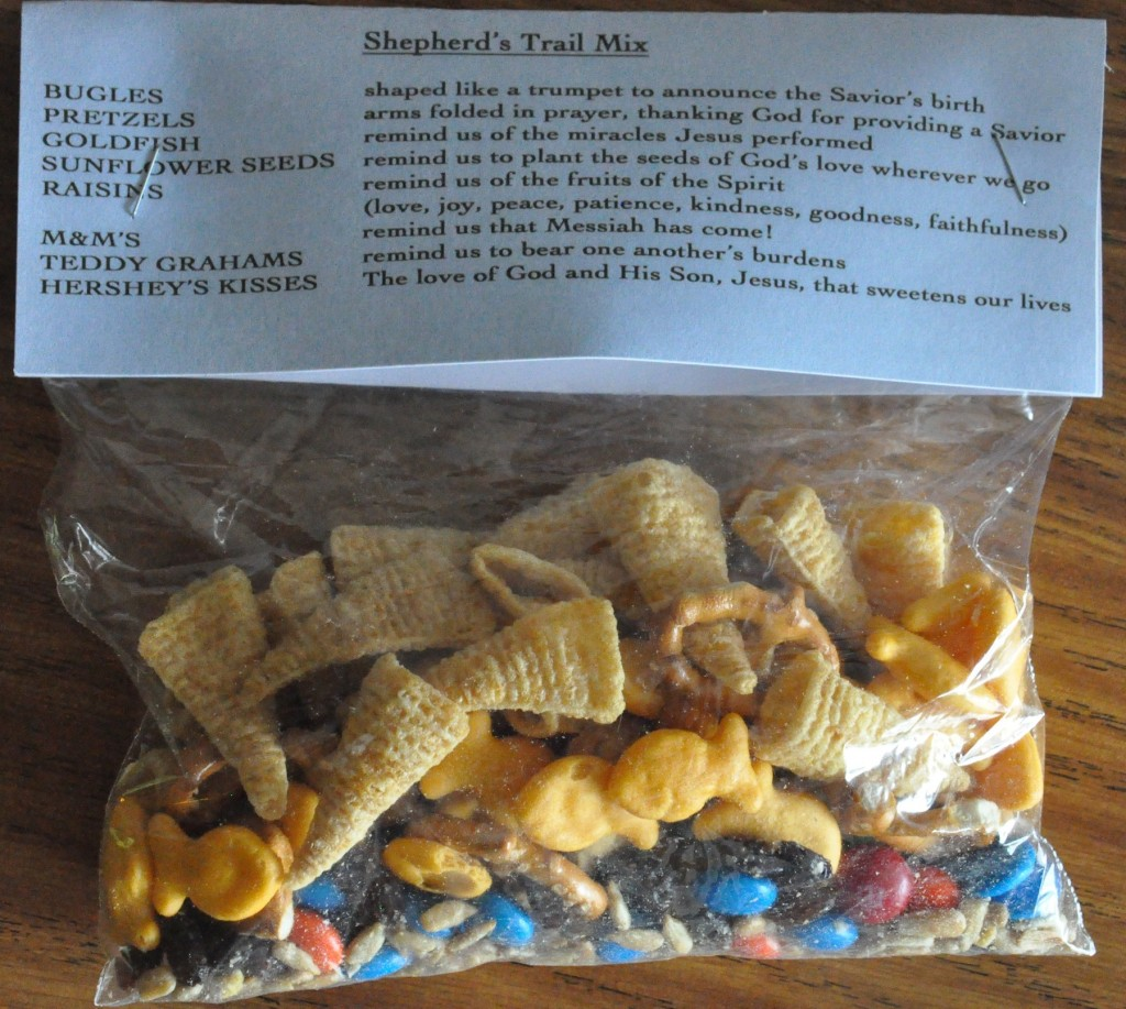 Youth Ministry Retreat Snack Ideas