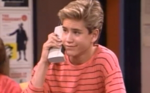 Saved By the Bell Cell Phone | What to do with cell phones in youth group