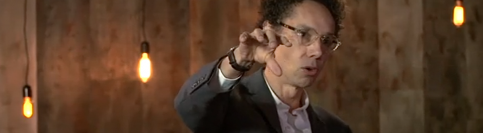 Malcolm Gladwell on getting wrong David and Goliath