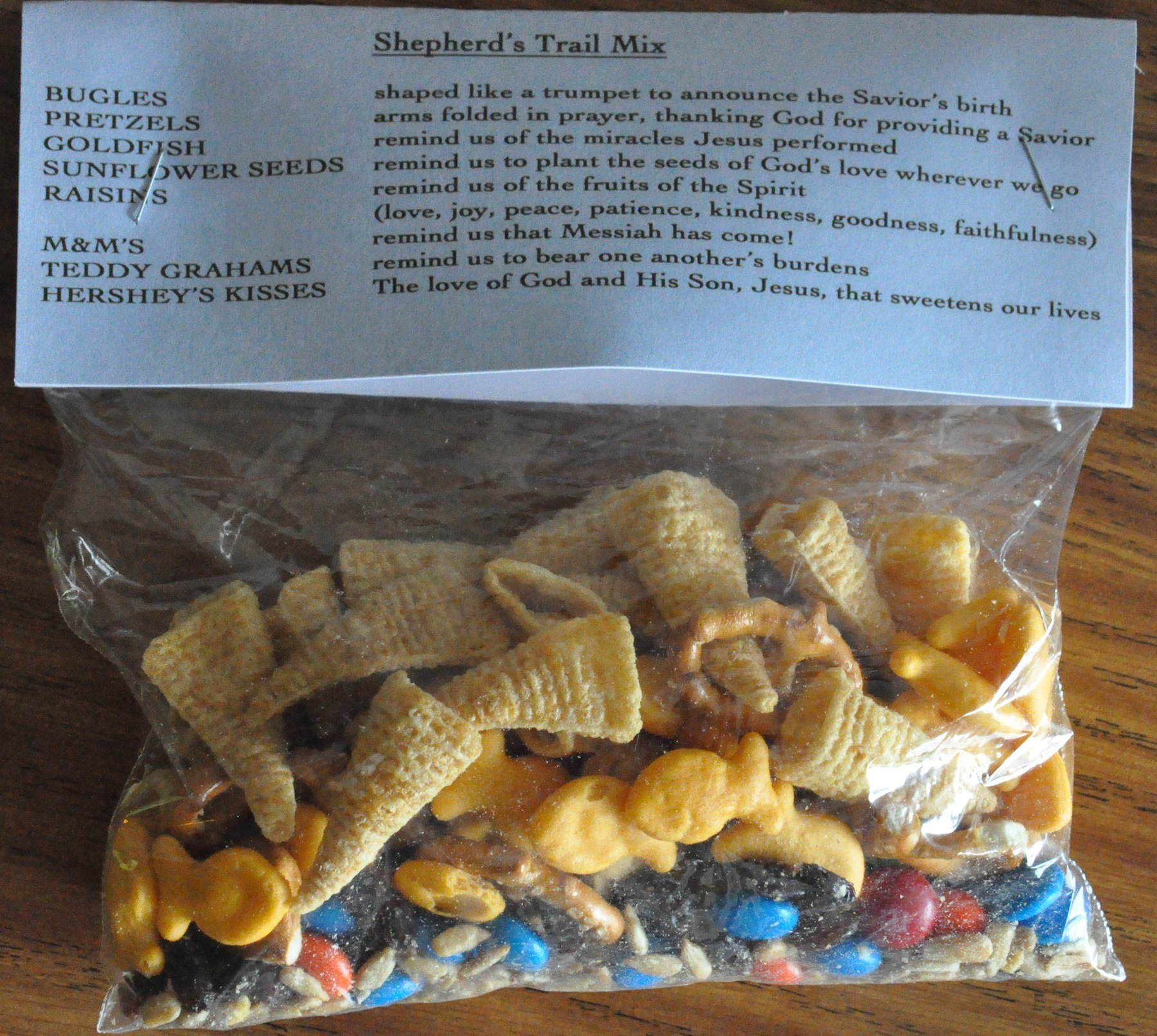 Youth Ministry Retreat Snack Idea – Youthworker Circuit